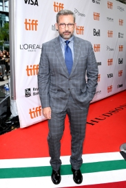 "TORONTO, ON - SEPTEMBER 07: Steve Carell attends the ""Beautiful Boy"" premiere during 2018 Toronto International Film Festival at Roy Thomson Hall on September 7, 2018 in Toronto, Canada. (Photo by GP Images/Getty Images for TIFF)"