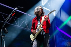 CHICAGO, IL – SEPTEMBER 14: Weezer performs at Riot Fest at Douglas Park in Chicago on September 14, 2018. (Photo: Katie Kuropas/Aesthetic Magazine)