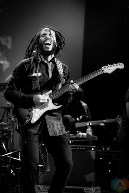 TORONTO, ON - SEPTEMBER 20: Ziggy Marley performs at The Opera House in Toronto on September 20, 2018. (Photo: Brendan Albert/Aesthetic Magazine)