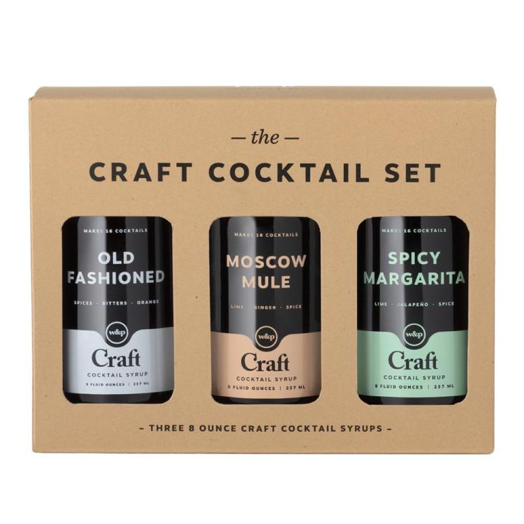 W&P Design Craft Cocktail Set