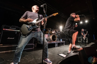 SEATTLE, WA - OCTOBER 05: Descendents perform at Showbox SoDo in Seattle on October 05, 2018. (Photo: Kevin Tosh/Aesthetic Magazine)