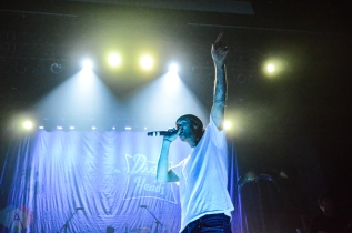 TORONTO, ON - OCTOBER 23: Dirty Heads performs at Danforth Music Hall in Toronto on October 23, 2018. (Photo: Justin Roth/Aesthetic Magazine)
