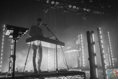 VANCOUVER, BC - OCTOBER 02: Eden performs at Vogue Theatre in Vancouver on October 02, 2018. (Photo: Emily Chin/Aesthetic Magazine)