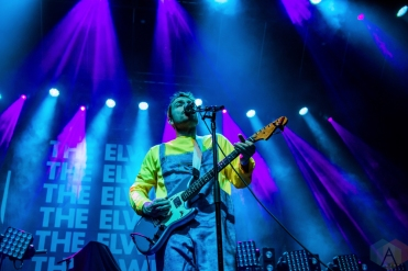 TORONTO, ON - OCTOBER 28: The Elwins performs at Rebel in Toronto on October 28, 2018. (Photo: Tyler Roberts/Aesthetic Magazine)