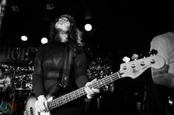 TORONTO, ON - OCTOBER 19: Fucked Up performs at Horseshoe Tavern in Toronto on October 19, 2018. (Photo: Brendan Albert/Aesthetic Magazine)