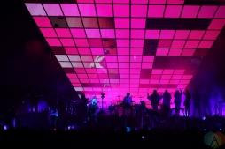 TORONTO, ON - OCTOBER 08: Gorillaz performs at Scotiabank Arena in Toronto on October 08, 2018. (Photo: Shahnoor Ijaz/Aesthetic Magazine)