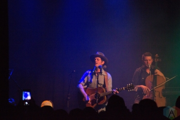 VANCOUVER, BC - OCTOBER 10: Gregory Alan Isakov performs at Commodore Ballroom in Vancouver on October 10, 2018. (Photo: Emily Chin/Aesthetic Magazine)