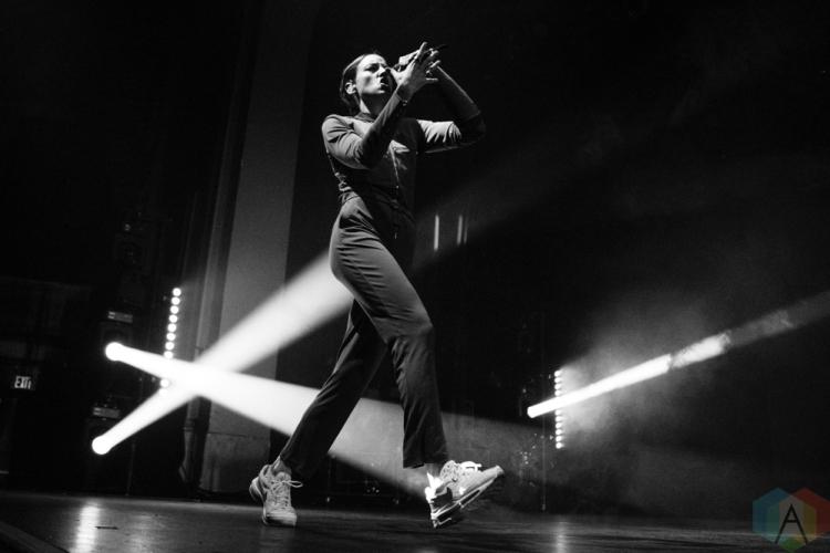 TORONTO, ON - OCTOBER 24: Jain performs at Danforth Music Hall in Toronto on October 24, 2018. (Photo: Morgan Hotston/Aesthetic Magazine)