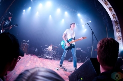 TORONTO, ON - OCTOBER 18: Joyce Manor performs at The Opera House in Toronto, Ontario on October 18, 2018. (Photo: Morgan Harris/Aesthetic Magazine)