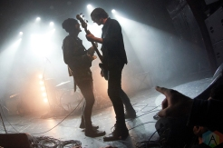 TORONTO, ON - SEPTEMBER 30: Reignwolf performs at The Mod Club in Toronto on September 30, 2018. (Photo: Morgan Harris/Aesthetic Magazine)