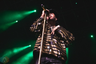 TORONTO, ON - OCTOBER 16: Ro James performs at Rebel in Toronto on October 16, 2018. (Photo: Charito Yap/Aesthetic Magazine)