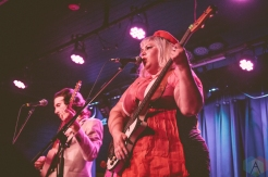 VANCOUVER, BC - OCTOBER 04: Shannon and The Clams perform at the Wise Hall in Vancouver on October 04, 2018. (Photo: Danica Bansie/Aesthetic Magazine)