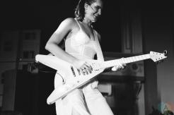 TORONTO, ON - OCTOBER 16: Sofi Tukker performs at Danforth Music Hall in Toronto, Ontario on October 16, 2018. (Photo: Shahnoor Ijaz/Aesthetic Magazine)