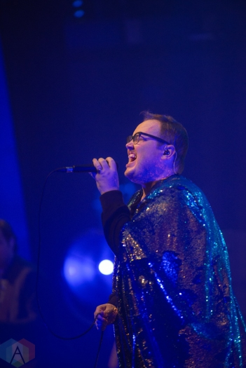TORONTO, ON - OCTOBER 07: St Paul And The Broken Bones performs at Danforth Music Hall in Toronto on October 07, 2018. (Photo: Josh Ladouceur/Aesthetic Magazine)