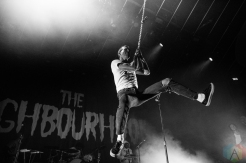 TORONTO, ON - OCTOBER 04: The Neighbourhood performs at Rebel in Toronto on October 04, 2018. (Photo: Morgan Hotston/Aesthetic Magazine)