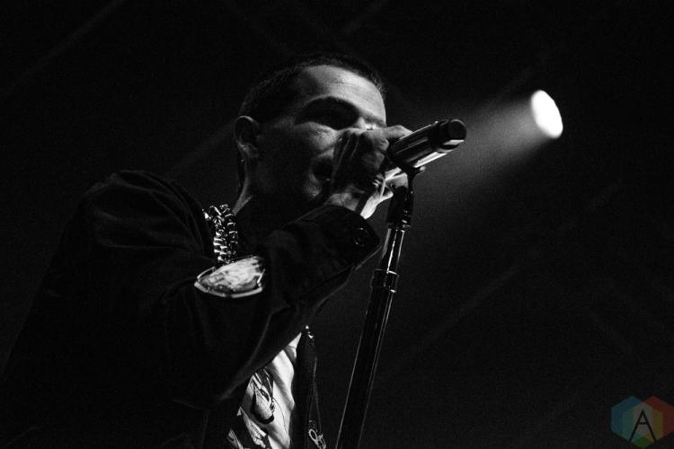 TORONTO, ON - OCTOBER 04: The Neighbourhood performs at Rebel in Toronto on October 04, 2018. (Photo: Morgan Hotston/Aesthetic Magazine)