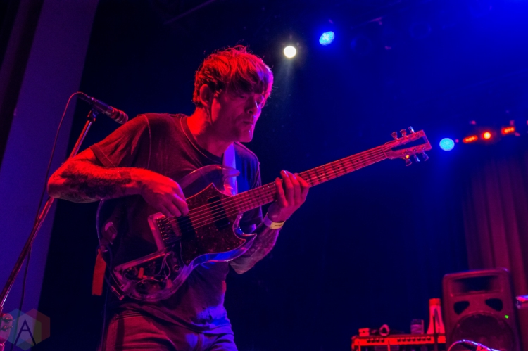 TORONTO, ON - OCTOBER 14: Thee Oh Sees performs at Danforth Music Hall in Toronto on October 14, 2018. (Photo: Tyler Roberts/Aesthetic Magazine)