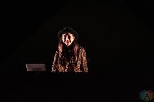 TORONTO, ON - OCTOBER 03: Tokimonsta performs at Rebel in Toronto on October 03, 2018. (Photo: Nicole De Khors/Aesthetic Magazine)