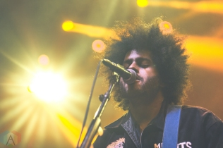 ROYAL OAK, MI - OCTOBER 01: Twin Shadow performs at the Royal Oak Music Theatre in Royal Oak, Michigan on October 01, 2018. (Photo: Taylor Ohryn/Aesthetic Magazine)