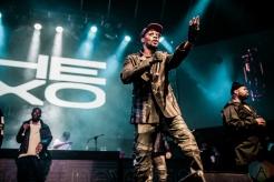 TORONTO, ON - SEPTEMBER 30: Wu-Tang Clan performs at Rebel in Toronto, Ontario on September 30, 2018. (Photo: Joanna Glezakos/Aesthetic Magazine)