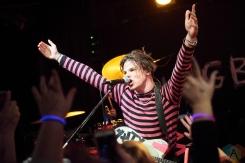 TORONTO, ON - OCTOBER 21: Yungblud performs at Rivoli in Toronto on October 21, 2018. (Photo: Morgan Harris/Aesthetic Magazine)