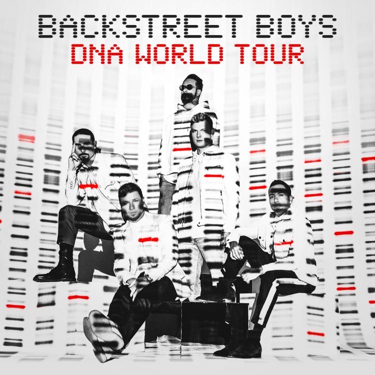 Backstreet Boys 2019 Tour