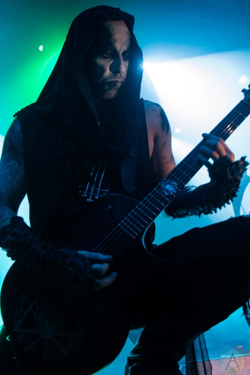 TORONTO, ON - NOVEMBER 06: Behemoth performs at Danforth Music Hall in Toronto on November 06, 2018. (Photo: Tyler Roberts/Aesthetic Magazine)