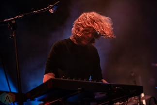 HOLLYWOOD, CA - NOVEMBER 16: Bob Moses performs at Hollywood Palladium in Hollywood, California on November 16, 2018. (Photo: Kelli Binnings/Aesthetic Magazine)