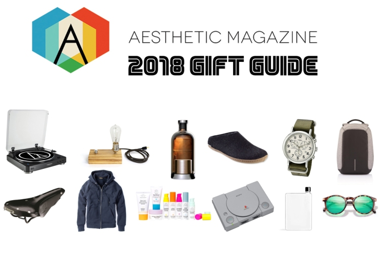 Christmas Gift Guide Magazine.Gift Guide 2018 Holiday Gift Guide Aesthetic Magazine