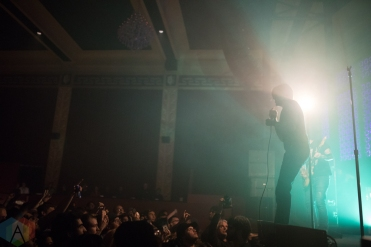 BERKELEY, CA - NOVEMBER 13: Circa Survive performs at the UC Theatre in Berkeley, California on November 13, 2018. (Photo: Kyle Simmons/Aesthetic Magazine)