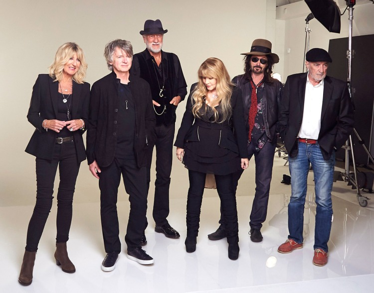 Fleetwood Mac. (Photo: Randee St Nicholas)