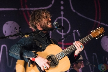 TORONTO, ON - NOVEMBER 25: John Butler Trio performs at Danforth Music Hall in Toronto on November 25, 2018. (Photo: Morgan Hotston/Aesthetic Magazine)