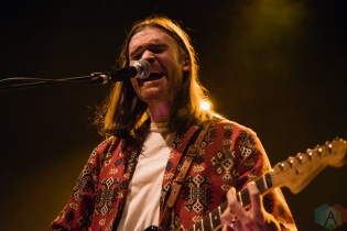 TORONTO, ON - NOVEMBER 25: Jon Bryant performs at Danforth Music Hall in Toronto on November 25, 2018. (Photo: Morgan Hotston/Aesthetic Magazine)