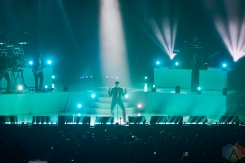 TORONTO, ON - NOVEMBER 26: Maxwell performs at Sony Centre in Toronto on November 26, 2018. (Photo: Morgan Harris/Aesthetic Magazine)
