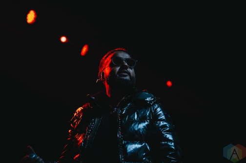 TORONTO, ON - NOVEMBER 06: Nav performs at Rebel in Toronto, Ontario on November 06, 2018 as part of HXOUSE. (Photo: Stephan Ordonez/Aesthetic Magazine)