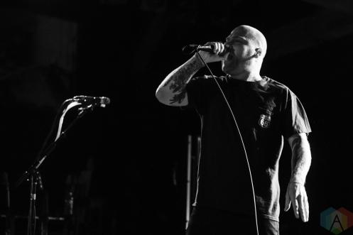 SEATTLE, WA - NOVEMBER 04: The Bronx performs at Showbox SODO in Seattle on November 04, 2018. (Photo: Kevin Tosh/Aesthetic Magazine)