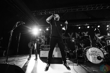 SEATTLE, WA - NOVEMBER 04: The Bronx performs at Showbox SODO in Seattle on November 04, 2018. (Photo: Kevin Tosh/Aesthetic Magazine)