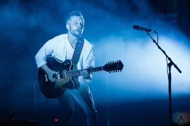 TORONTO, ON - NOVEMBER 15: The Tallest Man On Earth performs at Queen Elizabeth Theatre in Toronto on November 15, 2018. (Photo: Josh Moody/Aesthetic Magazine)