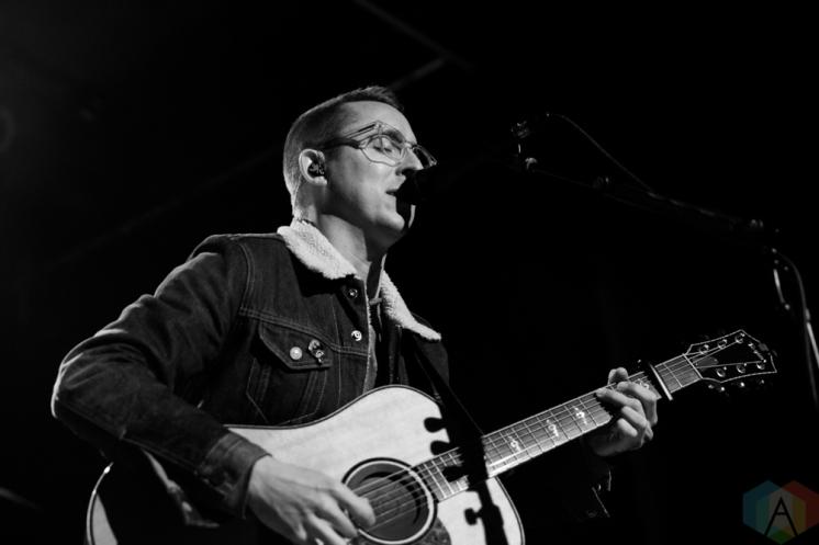 TORONTO, ONTARIO - NOVEMBER 07: William Ryan Key performs at Phoenix Concert Theatre in Toronto on November 07, 2018. (Photo: Brandon Newfield/Aesthetic Magazine)