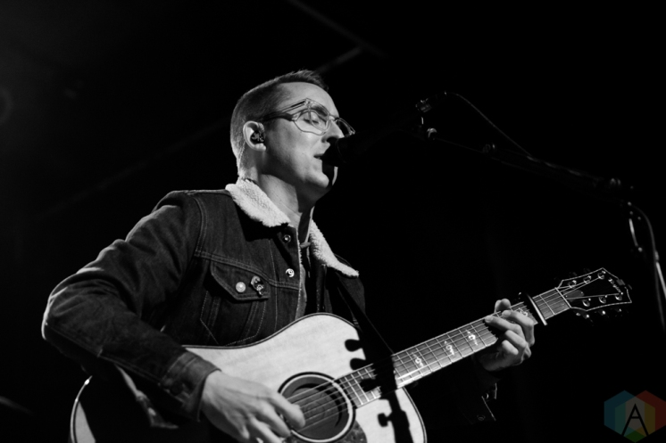 TORONTO, ONTARIO - NOVEMBER 07: William Ryan Key performs at Phoenix Concert Theatre in Toronto on November 07, 2018. (Photo: Brandon Newfield/Aesthetic Magazine)