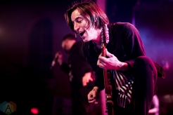 TORONTO, ON - DECEMBER 15: Silverstein performs at The Opera House in Toronto on December 15, 2018. (Photo: Joanna Glezakos/Aesthetic Magazine)