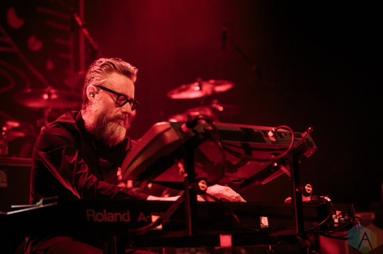 TORONTO, ON - DECEMBER 27: The Tea Party performs at Danforth Music Hall in Toronto on December 27, 2018. (Photo: David McDonald/Aesthetic Magazine)