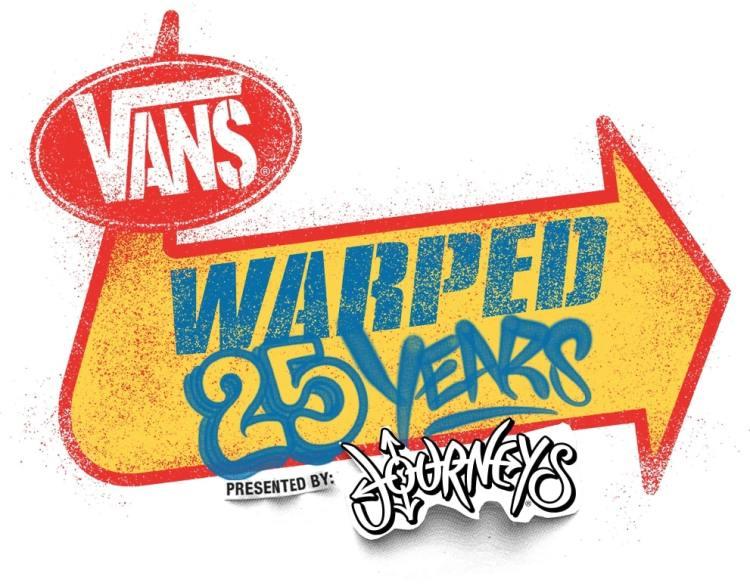 Warped Tour 20th Anniversary