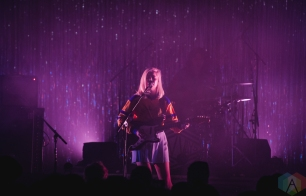 TORONTO, ON - DECEMBER 06: Alvvays performs at Danforth Music Hall in Toronto on December 06, 2018. (Photo: Kirsten Sonntag/Aesthetic Magazine)
