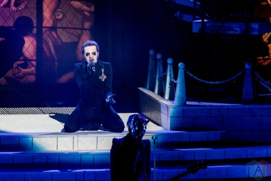TORONTO, ON - DECEMBER 08: Ghost performs at Sony Centre in Toronto on December 08, 2018. (Photo: Jaime Espinoza/Aesthetic Magazine)