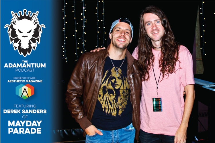 "Podcast: Mayday Parade Talks ""Sunnyland"", Warped Tour, & the"