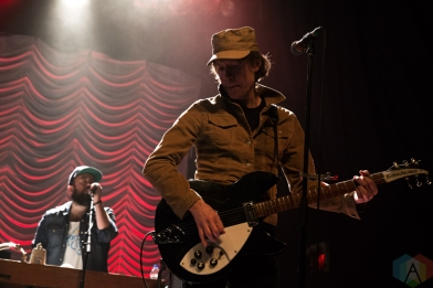 TORONTO, ON - DECEMBER 01: Sloan performs at Phoenix Concert Theatre in Toronto on December 01, 2018. (Photo: Theo Rallis/Aesthetic Magazine)