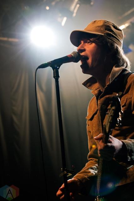 TORONTO, ON - DECEMBER 01: Sloan performs at Phoenix Concert Theatre in Toronto on December 01, 2018. (Photo: Theo Rallis/Aesthetic Magazine)