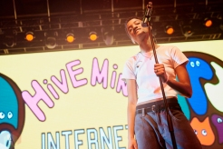 TORONTO, ON - DECEMBER 09: The Internet performs at Rebel in Toronto on December 09, 2018. (Photo: Morgan Harris/Aesthetic Magazine)