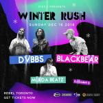 Contest: Win 2 Tickets to Winter Rush 2018 in Toronto!